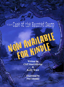 Haunted Swamp now available